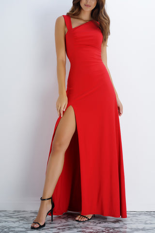 Nita Gown - Red