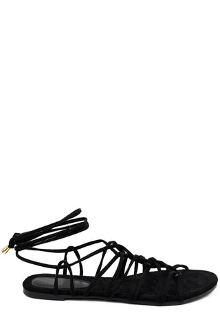 Luminous Night Sandals - Black