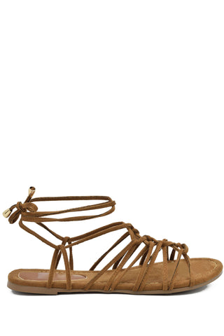 Luminous Night Sandals - Camel