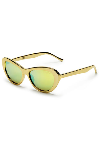 Elton Sunglasses - Gold