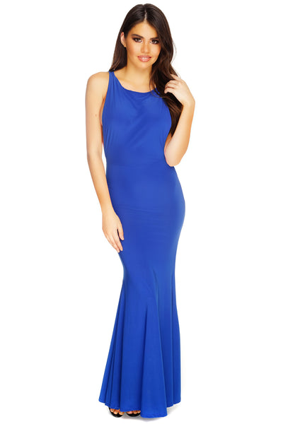 Jade Gown - Blue