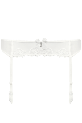 Ellis Lana Belt - White