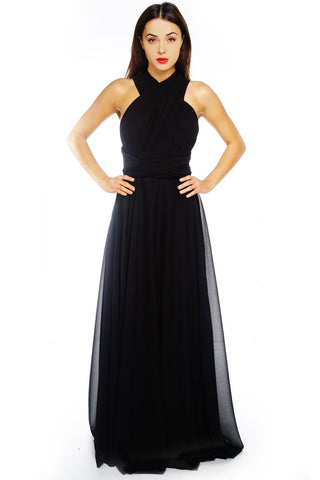 Marilyn Multi-Way Maxi Dress - WantMyLook