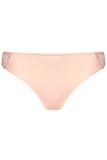 Emmy Piaf Side Lace Panties - Peach