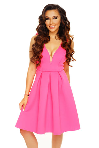 It's Electric Dress - Pink - WantMyLook