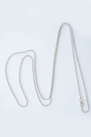 Chain Necklace - Silver - WantMyLook