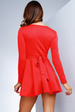 Shannon Dress - Red - WantMyLook