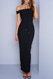 Sydney Maxi Dress - Black - WantMyLook