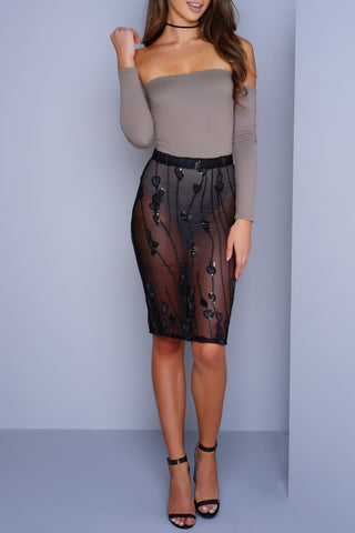 Bria Skirt - WantMyLook