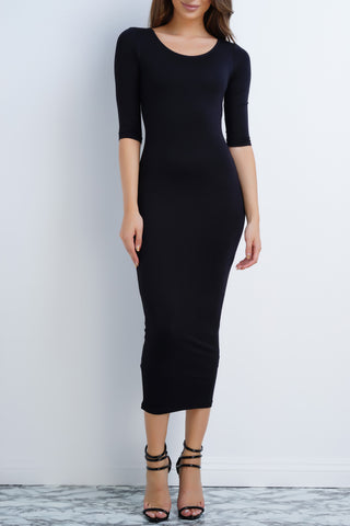 Barcelona Dress - Black