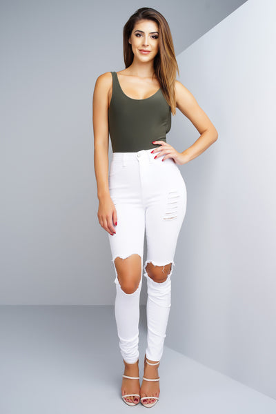 Superstar Jeans - White - WantMyLook