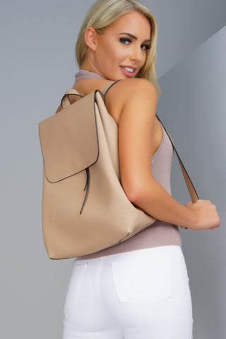 Westwood Backpack - Nude