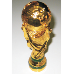 Golden World Cup Trophy