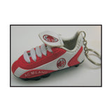 AC Milan Mini Soccer Shoe Key Chain