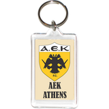 AEK Athens Acrylic Key Holders