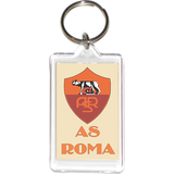 AS Roma Acrylic Key Holders