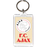 FC Ajax Acrylic Key Holders