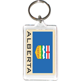 Alberta Acrylic Key Holders