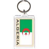 Algeria Acrylic Key Holders