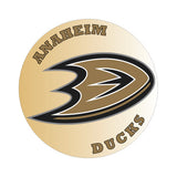 Anaheim Ducks NHL Round Decal
