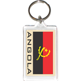 Angola Acrylic Key Holders