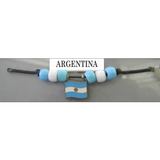 Argentina Fan Choker Necklace