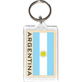 Argentina Acrylic Key Holders