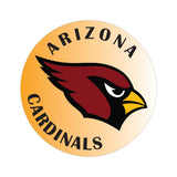 Arizona Cardinals NFL Round Decal