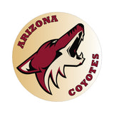 Arizona Coyotes NHL Round Decal