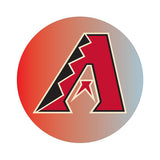Arizona Diamondbacks MLB Round Decal