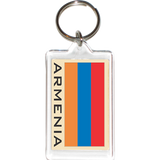 Armenia Acrylic Key Holders