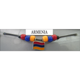 Armenia Fan Choker Necklace