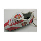 Arsenal Mini Soccer Shoe Key Chain