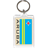 Aruba Acrylic Key Holders