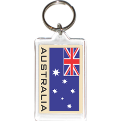 Australia Acrylic Key Holders