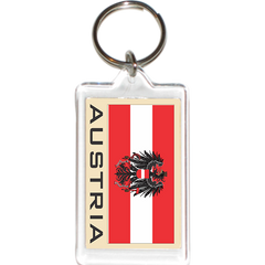 Austria Acrylic Key Holders
