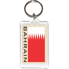 Bahrain Acrylic Key Holders