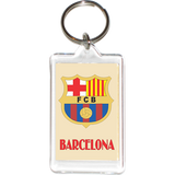 Barcelona Acrylic Key Holders