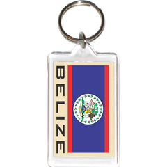 Belize Acrylic Key Holders