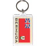 Bermuda Acrylic Key Holders