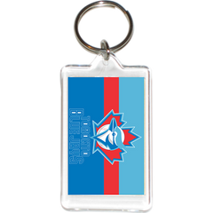 Blue Jays Acrylic Key Holders