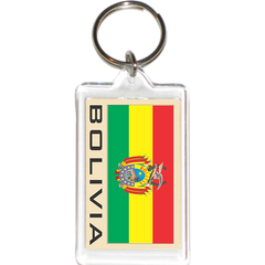 Bolivia Acrylic Key Holders