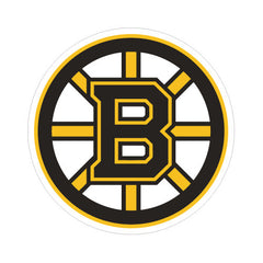 Boston Bruins NHL Round Decal