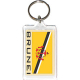 Brunei Acrylic Key Holders