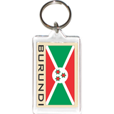 Burundi Acrylic Key Holders