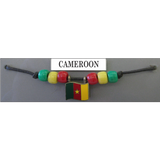 Cameroon Fan Choker Necklace
