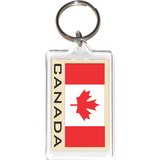 Canada Acrylic Key Holders
