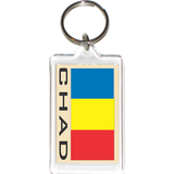 Chad Acrylic Key Holders