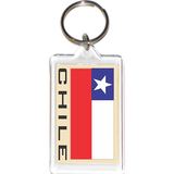 Chile Acrylic Key Holders