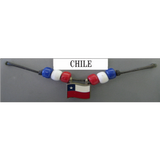 Chile Fan Choker Necklace